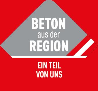 Beton aus der Region