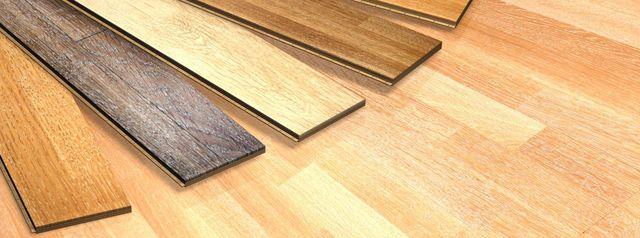 Böden und Holz